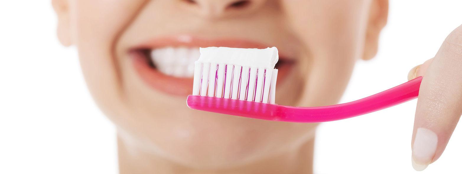 Zahnpflege & Vorsorge